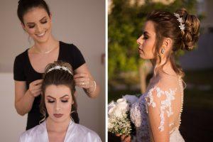 Maquiagem e Cabelo para Casamento em Curitiba